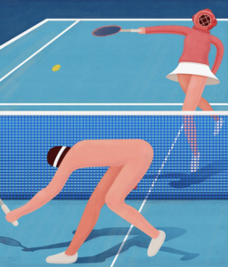 inequality-within-tennis