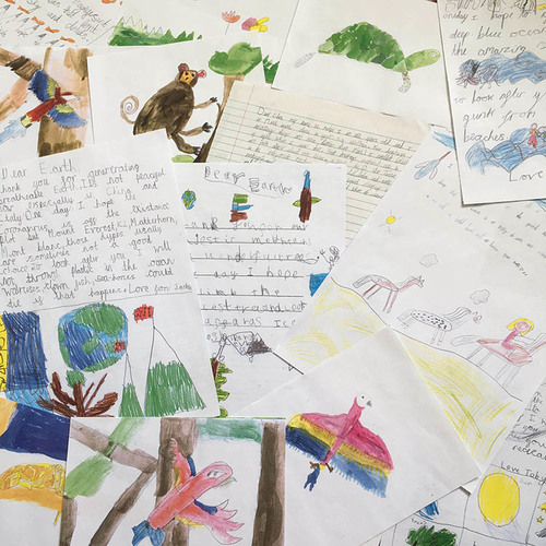 a-class-celebrates-earth-day-22nd-april-with-a-dear-earth-writing-activity-clara-anganuzzi